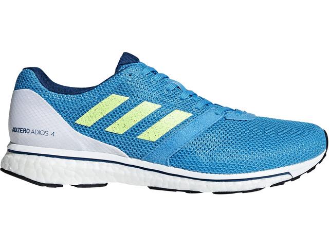 info for ba32c b6d24 adidas Adizero Adios 4 - Zapatillas running Hombre - Turquesa